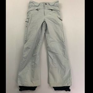 Patagonia Women's Gray Snow Pants Size 4